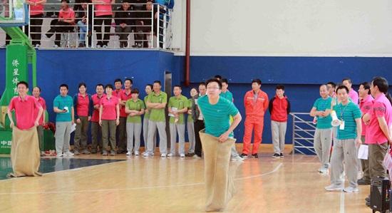乐虎国际登陆集团成功举办首届职工运动会